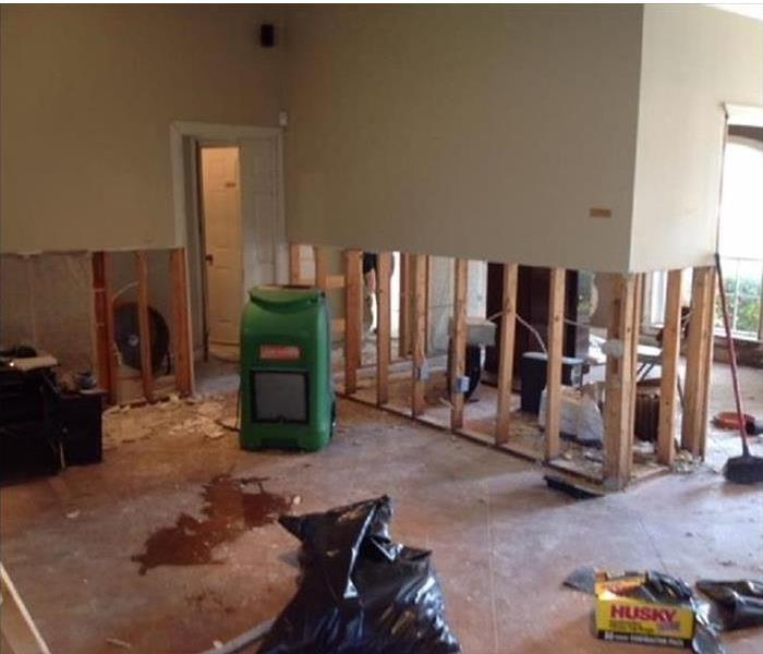 Understanding flood damage restoration and mitigation process