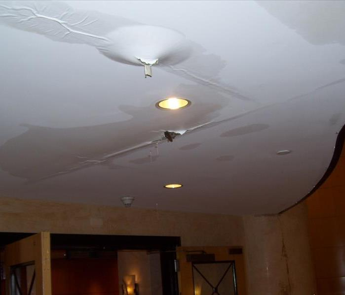 Fire Damage From Fire to Water Damage