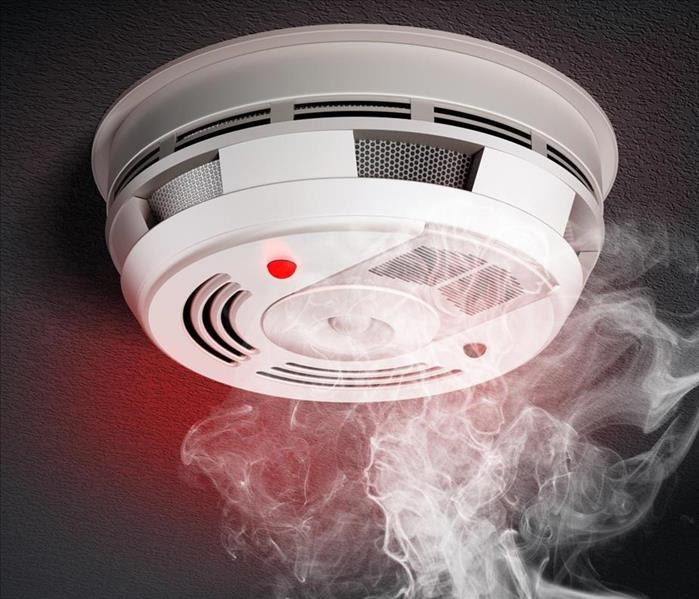 Fire Damage Importance of Smoke Alarms
